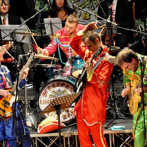 RevolveR - The Beatles Tribute Band - Sgt Pepper - Bergamo Beatles Festival