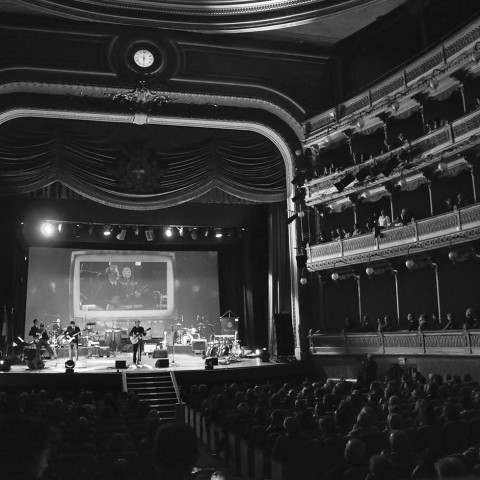RevolveR - The Beatles Tribute Band - Beatles vs Rolling Stones - Teatro Coccia, Novara