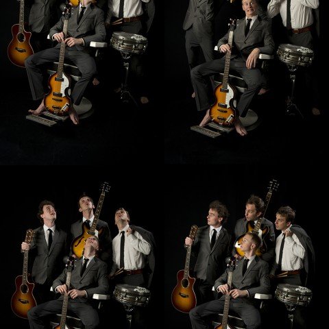 RevolveR - The Beatles Tribute Band - Story of a murder